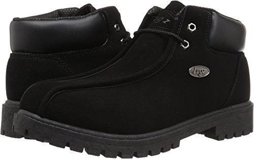 Lugz Men's Pathway 5 Fashion Boot, Black Durabrush, 9.5 M US by Lugz