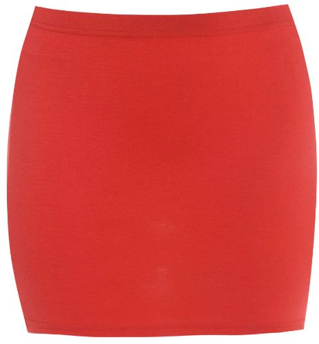 Jupes Nouveau moulante plus Laides 36 50 red Taille Ponti Mini Collection Xclusive S6q588