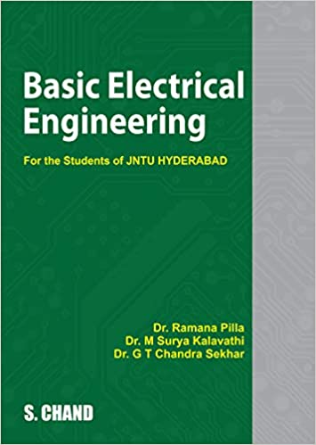 Buy Basic Electrical Engineering For The Students of JNTU