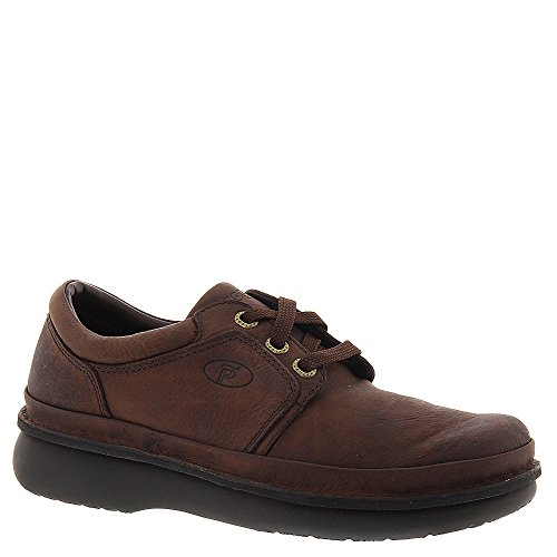 Propet Mens M4070 Villaggio Walker Oxford Marrone