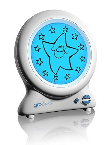 The Gro Company Groclock - Reloj indicador del día y la noche