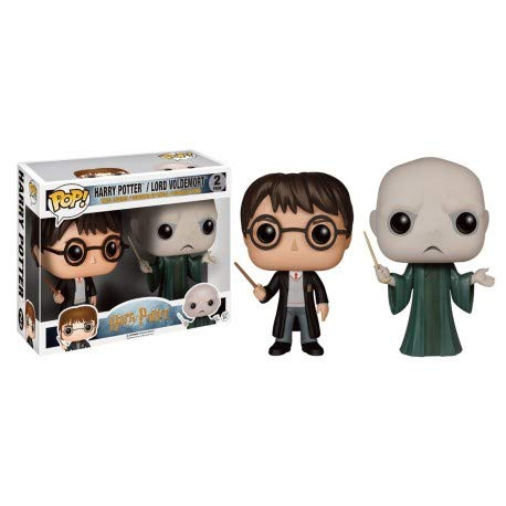 Funko Pop Harry Potter and Lord Voldemort 2-Pack