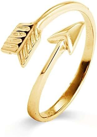 Arrow Midi Ring