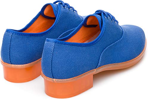 39 Zapato T Camper Color 002 K200565 Azul PpSYP0