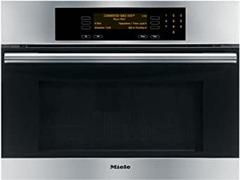 Miele Masterchef : H4082BMSS 24 Speed Wall Oven True European Convection - Stainless Steel