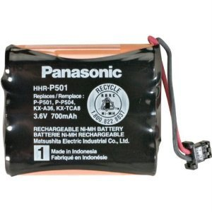 Panasonic HHRP501A Rechargeable Battery for Cordless Phones