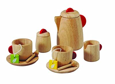 Plan Toy Tea Set by Plan Toys