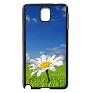 Daisy Flower Samsung Galaxy Note 3 Cell Phone Case Black LMS3926504