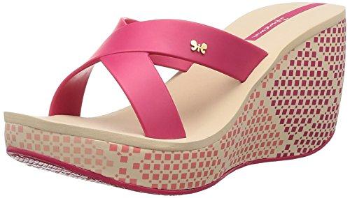 Ipanema sintético mujer Beige Sandalias Beige Pink de Lipstick material Beige Straps 90043 aarRH