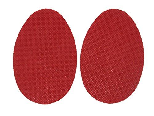 (Supertap Self-Adhesive Anti-Slip Solesaver Large - Multiple Colors (Red))