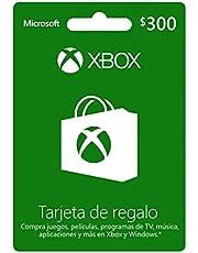 Tarjeta Xbox Live $300 MXN - Xbox One - $300 MXN Edition