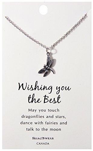 Shagwear Animal Inspirations Pendant Necklace