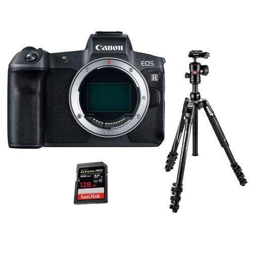 Canon EOS R Mirrorless Full Frame Digital Camera Body - Blac