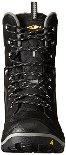 Keen Mens Durand Polar Hiking Boot Black/Gargoyle