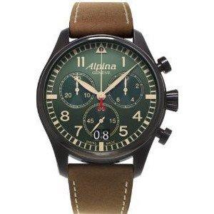 腕時計 Alpina Geneve Startimer Pilot AL-372GR4FBS6 dress-watches【並行輸入品】 B00PFNSX4C