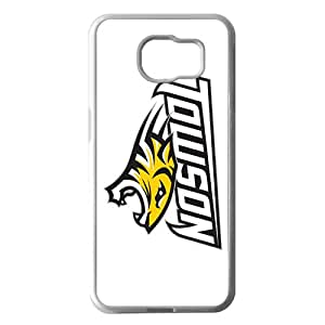 NCAA Towson Tigers White Phone Case for Samsung Galaxy S6