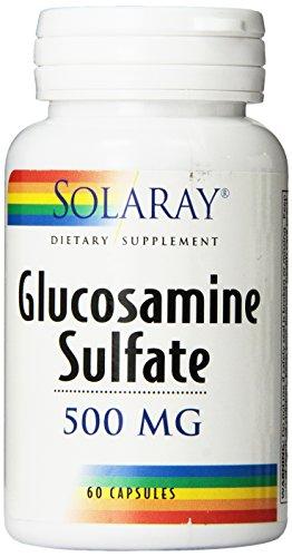 Glucosamine 500 Mg Capsules - 9