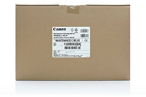 Canon Imageprograf IPF 510 plus - Original Canon 1320B003   MC05 Resttintenbehälter