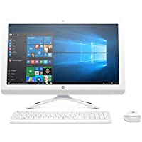 2017 Newest HP IPS All-in-One Flagship High Performance 23.8 inch Full HD Desktop PC, Intel Core i5-7200U Dual-Core, 8GB DDR4, 1TB HDD, Bluetooth, WIFI, Windows 10, Wireless Keyboard and Mouse