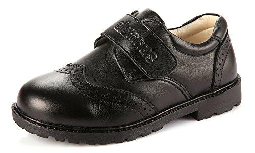 All Black Uniform Shoes - 6
