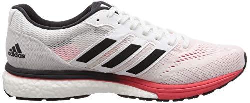 ftwr Red M Adizero Ftwr Adidas 7 Weiß Herren Laufschuhe shock Boston carbon White Red Ff41nBH