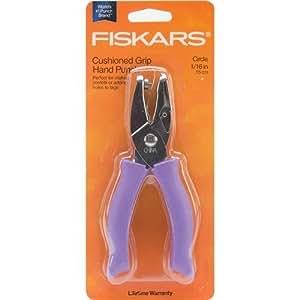 Fiskars 1/16 Inch Circle Hand Punch (12-23508897)