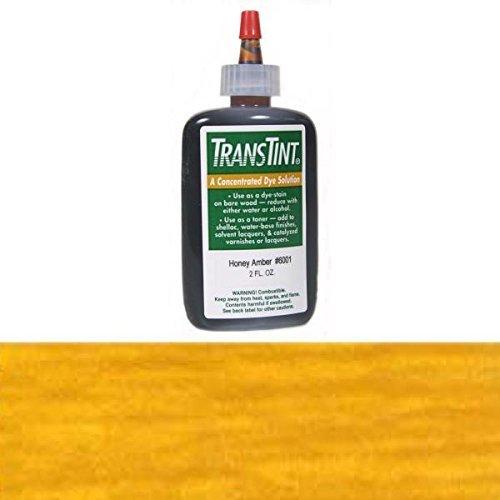 TransTint Dyes, Honey Amber by TransTint