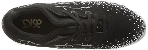 Asics Heren Gel-lyte Iii Fashion Sneaker Zwart