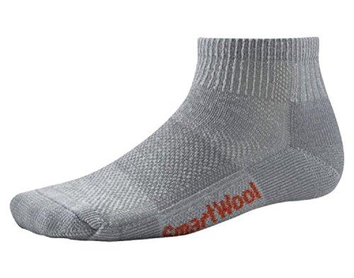 Smartwool Mens Hiker (Smartwool Men's Hike Ultra Light Mini Socks (Gray) X-Large)