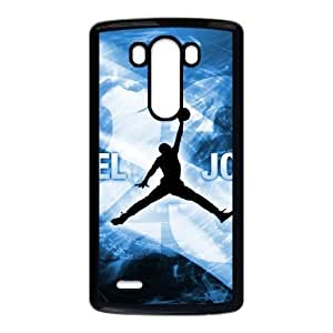 LG G3 Phone Case Black Jordan logo BWI1858439