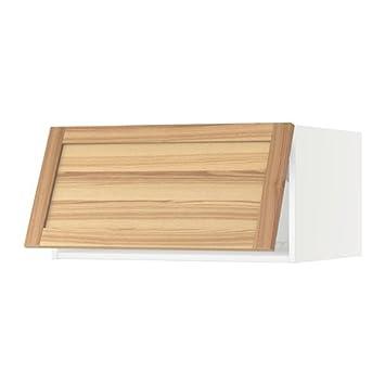 IKEA Top armario para frigorífico/congelador, color blanco ...