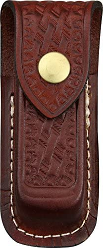 NEW Victorinox Swiss Army Zermatt Large Leather Pouch Brown FREE SHIPPING