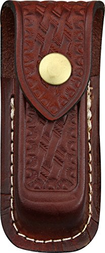Victorinox Swiss Army Zermatt Large Leather Pouch, Brown