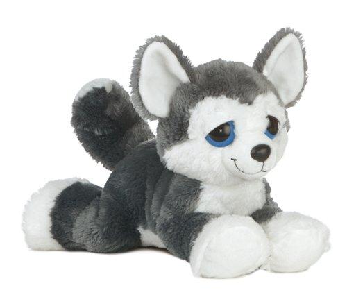 Aurora World Dreamy Eyes Plush Blue Husky ()