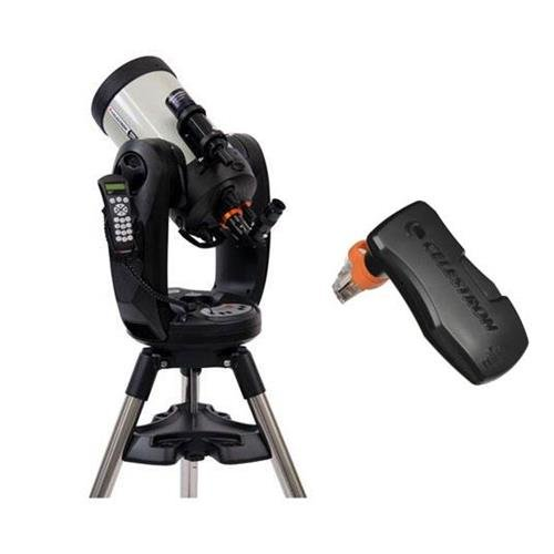 Celestron CPC Deluxe 800 HD 8'' Schmidt-Cassegrain Computerized Telescope WiFi Kit - with Skyportal WiFi Module by Celestron