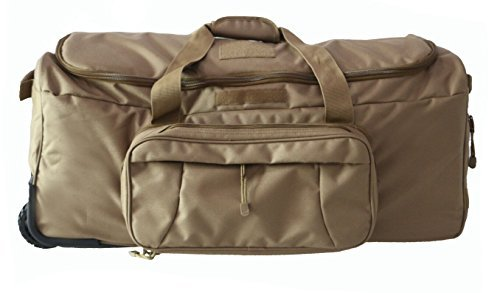 trolley duffel bag - 8