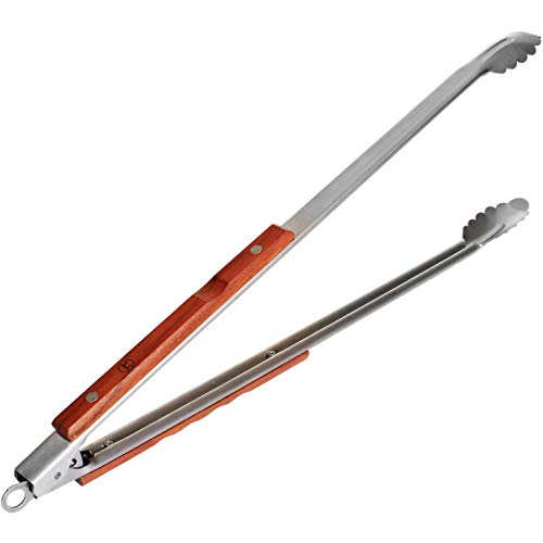 Outset Stainless Steel Tongs - 7