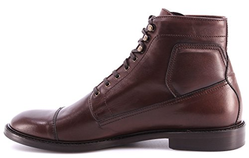 Scarpe Stivaletto Uomo BELSTAFF 77800147 Rainer Shoes Man Brown Marrone Italy