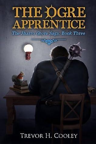 book cover of The Ogre Apprentice