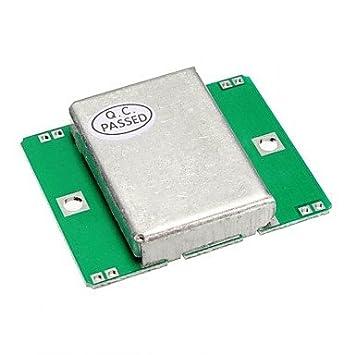 Para Arduino Kits, detector de movimiento por radar doppler módulo 10.525GHz sensor de microondas HB100 para Arduino Para Arduino.: Amazon.es: Electrónica