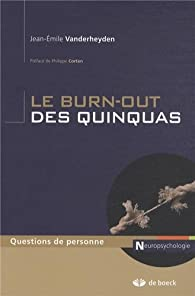 Le burn-out des quinquas par Vanderheyden