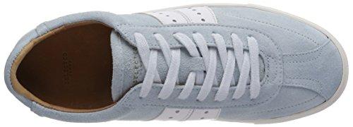 Sfdina Suede gray Basses Gris Mist Selected Sneaker Femme Sneakers 5FqWxw7zR