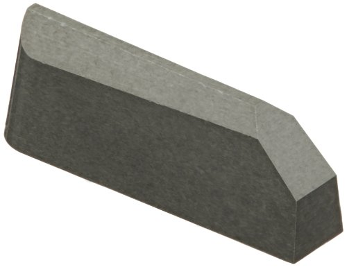 Sandvik Coromant T-Max Ceramic Profiling Insert, CC670 Grade, Uncoated, 1 Cutting Edge, CSG-6250-A, 0.125'' Corner Radius, 3 Insert Seat Size (Pack of 10) by Sandvik Coromant