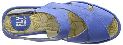 Smurf Blue 012 Yona737fly FLY Blau Wedge Damen London Sandalen xCn8CqB0Yw