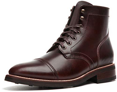 Control Captain (Thursday Boot Company Captain Men's Lace-up Boot, Brown)