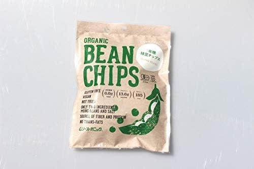 むそう  有機緑豆チップス 50g  10個