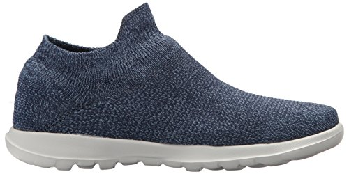 Femme Bleu Enfiler navy 15372 Baskets Skechers B1wgvtxqc