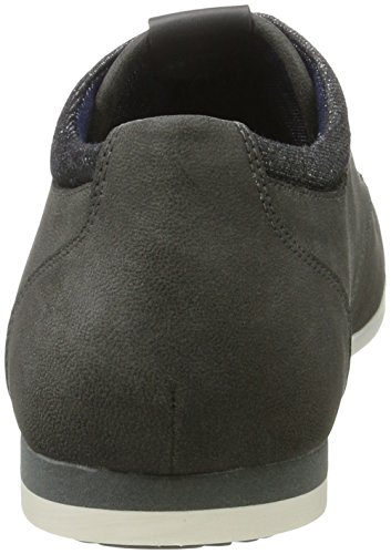 Aldo Aauwen, Zapatos Derby para Hombre Gris (18 Dark Grey)