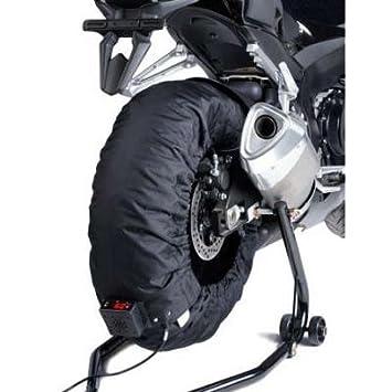 PUIG - 5331N/72 : Calentadores neumaticos ruedas digitales con pantalla 120/70 - 190/55: Amazon.es: Coche y moto