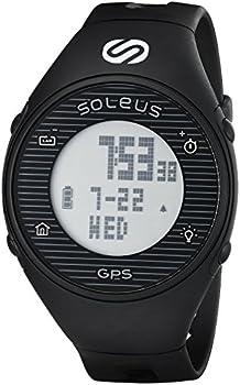 Soleus GPS One Running Watch